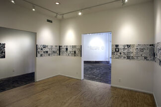 Mixed Feelings, installation view