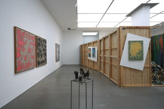 Among Friends, installation view