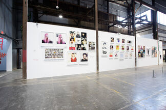 BEYOND THE STREETS, installation view