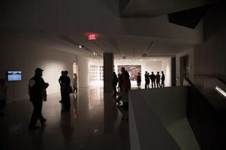 JR at Contemporary Arts Center Cincinnati, USA, installation view