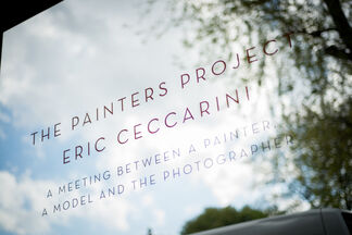 Eric Ceccarini 'The Painters Project' 2019, installation view