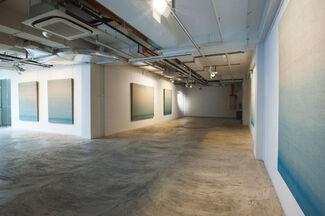Agathe de Bailliencourt:  Water, Colour, Recordings, installation view