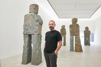 Ugo Rondinone: feelings, installation view