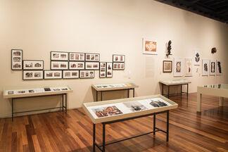 Rossini Perez between Morro da Saúde and África, installation view