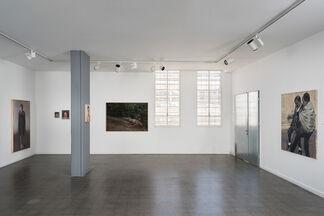 Manhood, installation view