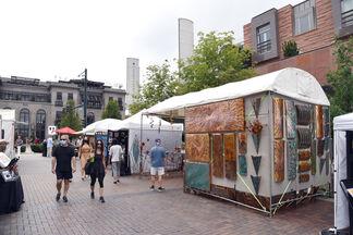 [Smash] Summer Fine Arts Festival - 3rd Annual, installation view