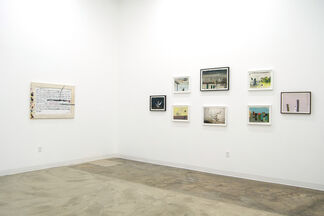 Jennifer Wynne Reeves: A Bolt of Soul: Grooved Foreheads and Dog Teeth, installation view