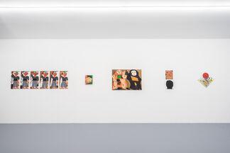 SÄNDITOSÄMENTE, PSychDE Ränaissance. Aufhäb´n 4 Leif !, installation view