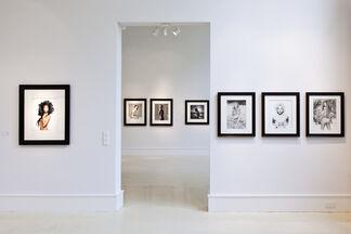 Patrick Demarchelier, installation view