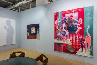 Stephen Friedman Gallery at Art Basel 2018, installation view