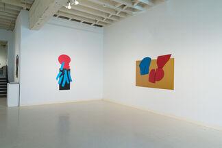 Mel Katz: Options, installation view