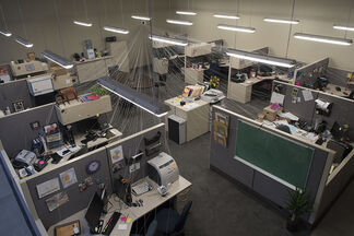 Cubicle, installation view