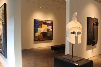 Argonauts: Separated Land, installation view