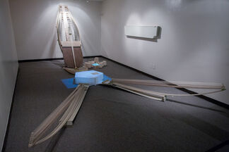 VOID: Choong Sup Lim Exhibition, installation view