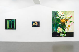 Clare Woods – If Not Now Then When, installation view