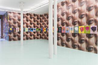 """KATSU """"Memory Foam"""", installation view"""