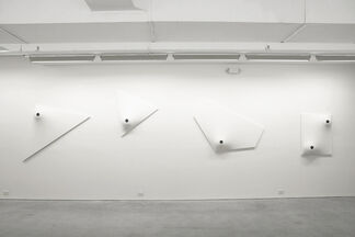 Perspective in White, installation view