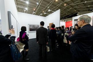 Lin & Lin Gallery at Taipei Dangdai 2019, installation view