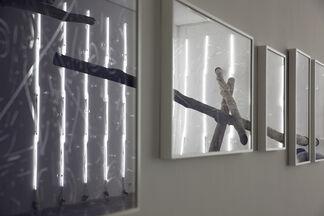 Carlito Carvalhosa: Precaução de Contato, installation view