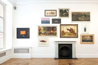 Observations on Modern Life, installation view