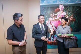 Solo Exhibition: Knakorn Kachacheewa, installation view