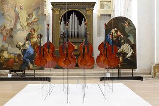 "Roberto Pugliese - ""La finta semplice"", installation view"