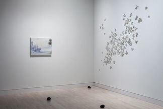 Rob Wynne: The Lure of Unknown Regions Beyond the Rim of Experience, installation view