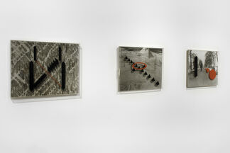 Derek Boshier - Rethink / Re-entry, installation view