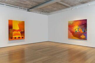 Allen Jones, installation view