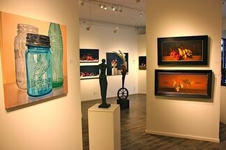 Objects of Beauty: Contemporary Still Life Painting, installation view