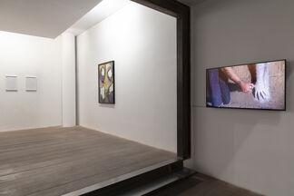 "Douglas Gordon ""I will, if you will..."", installation view"