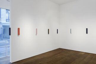 Cedric Christie - When Colour Becomes A Beautiful Object. And An Object Becomes A Beautiful Colour, installation view