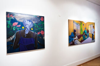 Tajh Rust: Eve, installation view