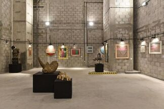 64 Years of Art in DIFC, installation view