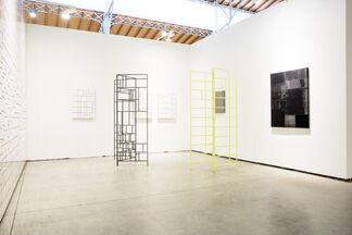 Galerie Nathalie Halgand at viennacontemporary 2016, installation view