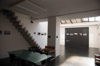 Twenty-six days / Franck Gérard, installation view