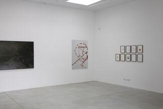 Awoiska van der Molen & Anna Dops, installation view
