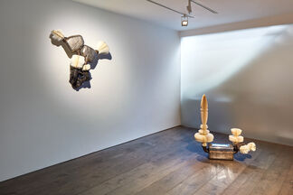 Keita Miyazaki: A Mirage of Ruins, installation view