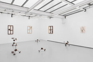 Pier 1, solo show by Michael Assiff, installation view
