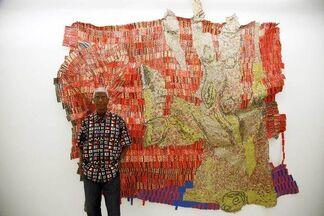 El Anatsui: Theory of Se, installation view