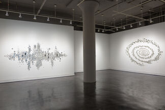 Rob Wynne: Invisible Reality, installation view