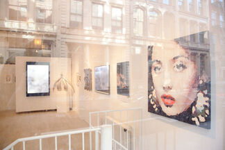 """""""The 'F' Word: Feminism in Art"""" A Group Show of 20 Female Artists, installation view"""