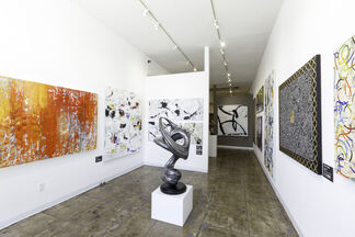From Seriousness to Silliness, installation view