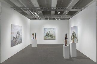 Carbon 12 at NADA New York 2017, installation view