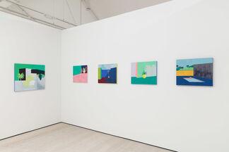 Christine Park Gallery at START Art Fair 2016, installation view