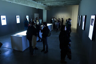 Toward the Source, installation view