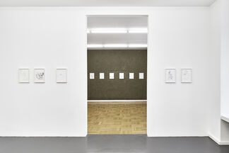 Ulrich Hakel - Suite Voilà, installation view