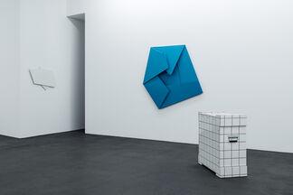Sébastien de Ganay »Fold«, installation view