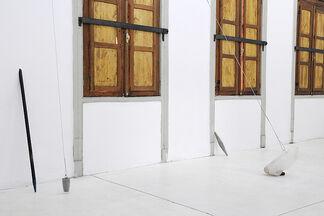 RISK POTENTIAL - Susan Jacobs, Katie Lee & Bridie Lunney, installation view