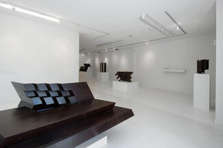 Tridimensional Dialogue, installation view